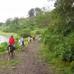 La Fortuna to Monte Verde on Horse-back