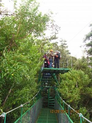 Monte Verde - Zipline